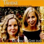 Taheke 20th Century Masterpieces For Flute Harp Cd Cover Art