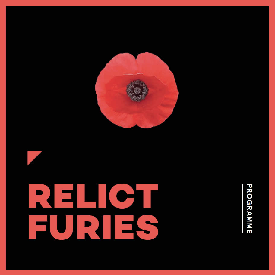 Relict Furies Gareth Farr Programme