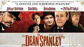 Dean Spanley - Orchestration Assistant: Gareth Farr