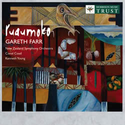Gareth Farr - Ruaumoko