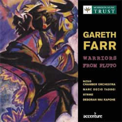 Gareth Farr - Warriors From Pluto