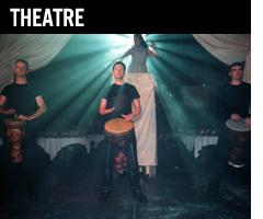 Gareth Farr - composer - Theatre