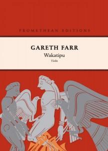 Gareth Farr- Wakatipu