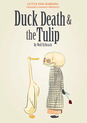 Gareth Farr - Duck Death and the Tulip