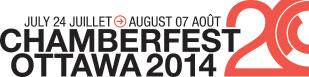 Chamberfest Ottawa 2014
