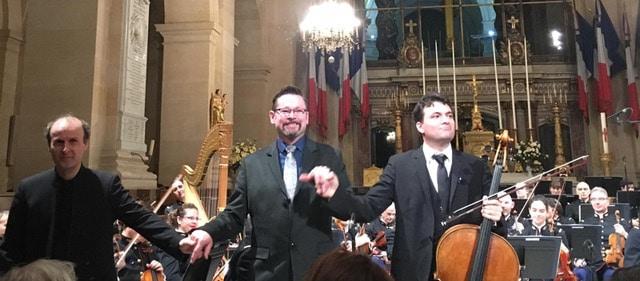 Gareth Farr Cello Concerto Garde Repulicaine Sebastian Hurtaud