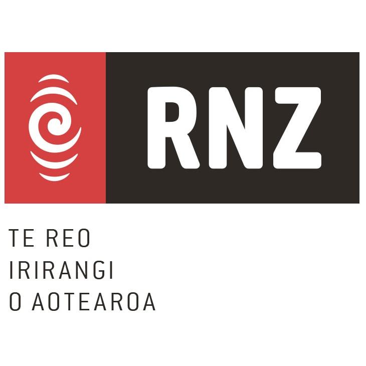 RNZ Logo Reo