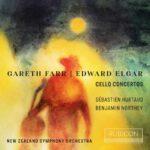 New Farr cello concerto album
