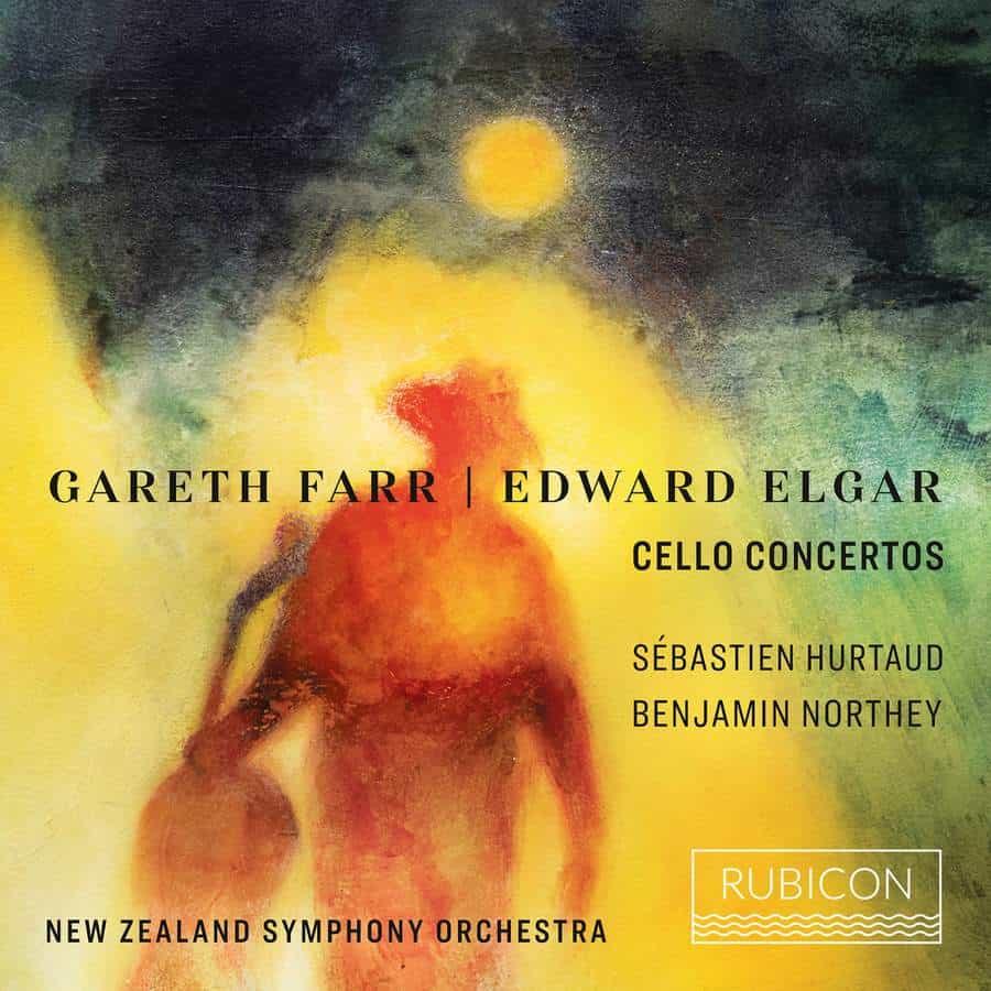 Cello Concertos Gareth Farr Edward Elgar NZSO